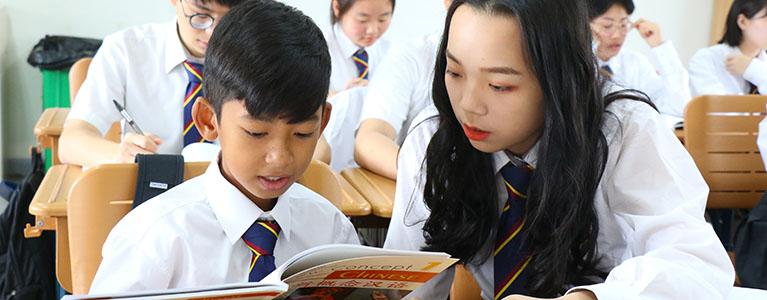 HSK对外汉语课程(1-12年级)